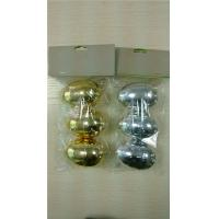 Wholesale Easter eggs in gold and silver color from china suppliers