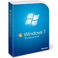 Wholesale SP1 Full Version Windows 7 Professional 64bit / 32 Bits , Windows 7 Product Key from china suppliers