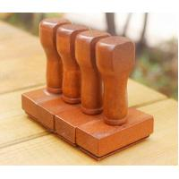 Wholesale wood handle stamp from and to stamp wooden stamps from china suppliers