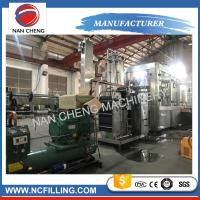 Wholesale 3 in 1 Pet / Glass Bottle CSD Carbonated Drinks Filling Machine from china suppliers