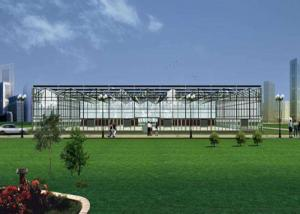 Wholesale Agriculture Multi Span Polycarbonate Sheet Greenhouse from china suppliers