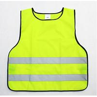 Wholesale Custom High Visibility Children Reflective Safety Vests For Cycling from china suppliers