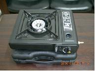 Wholesale Portable gas stove with BBQ grill for outdoor and camping cooking use from china suppliers