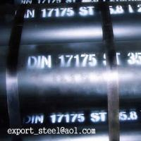 Buy cheap DIN 17175 steel seamless pipes from wholesalers