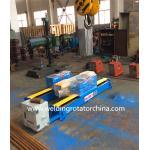 China HGKS5 5T Adjustment turning rolls  Screw rod adjustment for sale