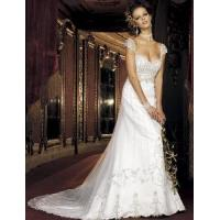 Wholesale Beaded Wedding Dress Bridal Gown (CH2003) from china suppliers