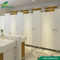 Wholesale 12mm waterproof colorful phenolic resin compact laminate hpl panel for toilet cubicle and bathroom divider from china suppliers