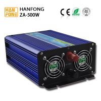 Wholesale 500w DC To AC 12v 220v 50Hz Solar Pure Sine Wave Inverter from china suppliers
