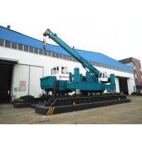 Wholesale ZYC460 Hydraulic Static Pile Driver , Pile Drilling Equipment 16T Crane from china suppliers
