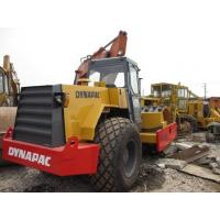 Quality Used DYNAPAC CA30D Road Roller With Pads Roller sale for sale