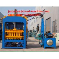 Wholesale 300 M2 Heavy Construction Machinery / Concrete Block Brick Making Machine from china suppliers