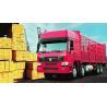 Buy cheap SINOTRUKHeavy Cargo Trucks HOWO 8X4 CARGO TRUCK 30ton - 52 ton Euro II /III from wholesalers