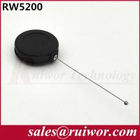 Wholesale Anti Theft Pull Box Retractable Tether Cord Round Shaped For Product Positioning from china suppliers