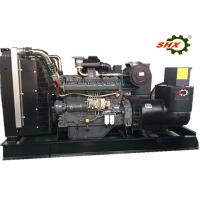 AC Three Phase 60Hz Open Diesel Generator 300KW / 375KVA Commercial Generators for sale