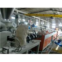 Wholesale Wood Plastic Composite Decking Production Line / PVC Profile Extrusion Line from china suppliers