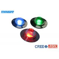 Surface Mounted LED Color Changing Pool Light 54w With COB Epistar Chip for sale