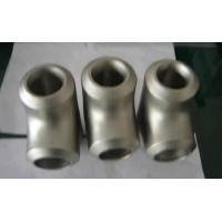 Wholesale duplex stainless 1.4539 pipe fitting elbow weldolet stub end from china suppliers