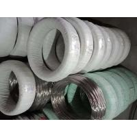 Buy cheap Grade 304H / 1.4948 Stainless Steel Wire 0.6 - 2.5mm SS Wire Rolls from wholesalers