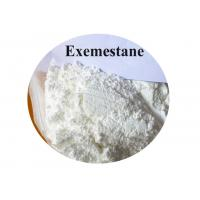 Wholesale Positive Oral Estrogen Steroids Powder Exemestane Aromasin for Breast Cancer Treatment from china suppliers