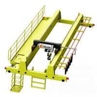 Buy cheap Doubel girder overhead crane for sale from wholesalers
