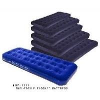 Wholesale Inflatable Flocked Mattress (NF-1111) from china suppliers