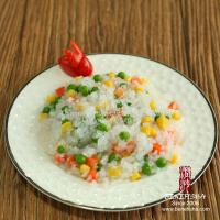 Wholesale Low Calorie Japanese Sushi Food White Slimming Konjac Shirataki Rice from china suppliers