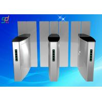 Wholesale Automatic Vehicle Access Speed Gates , Barrier Turnstile Entrance Remote Control from china suppliers