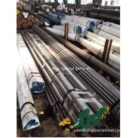 China 52100/100Cr6/GCr15 alloy steel round bars, flat bars, engineering steels, structure steels on sale