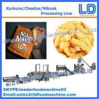 Wholesale small scale kurkure extruder machine plant manufacturer made in china from china suppliers