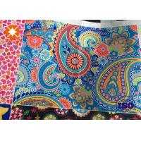 Quality 1 Mm Thick Light Coated Printed Non Woven For Bag / Packing / Closet / Upholstery for sale