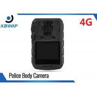 Quality 3G / 4G LTE 32GB Law Enforcement Police Body Worn Video Camera High Resolution for sale