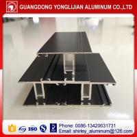 Wholesale China manufacturer  powder coated heat insulated/ thermal break aluminum extrusion profile factory price from china suppliers