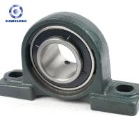 Wholesale SUNBEARING Chinese Factory High Precision Pillow Block Bearing UCP210 from china suppliers