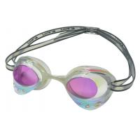 Wholesale Open Water Batman Swimming Goggles with Mirrored Lens and Silicone Gasket from china suppliers