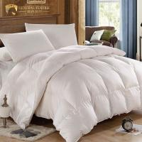 Buy cheap Microfiber Filling Hotel Bedding Duvet Single Or Full Size / Home Down Comforter from wholesalers