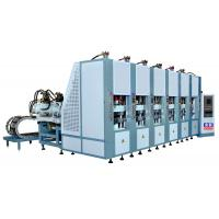Wholesale Dongguan Kingstone Shoe Machinery 6 Stations EVA Sandal Making Machine from china suppliers