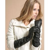 China Furniture leather tool safety working gloves fully palm on sale