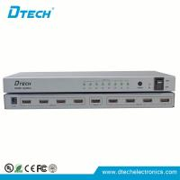 Wholesale Support resolution up to 4K HDMI SPLITTER 1*8 hdmi splitter for multimedia computer audio video splitter from china suppliers