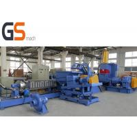 Wholesale Single Screw Filler Masterbatch Machine Plastic Sheet Extruder Equipment from china suppliers