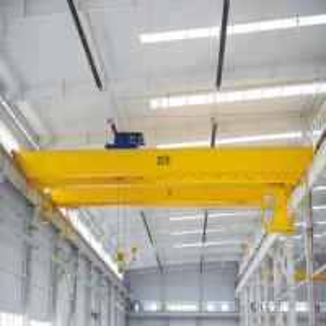 China Box Type Steel Overhead Travelling Crane , Double Beam Bridge Crane 20 Ton on sale