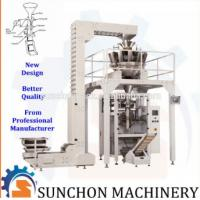 Quality Automatic Spaghetti Noodle Packing Machine with Multi Heads Weigher for sale