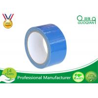 Wholesale 12 Color Waterproof Duct Tape , Rubber Adhesive Coloured Duct Tape 1-100mm Width from china suppliers
