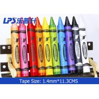 Wholesale 24 Colors Silky Gel Wax Crayons Round Extral Jumbo Crayons Kids Favourite from china suppliers