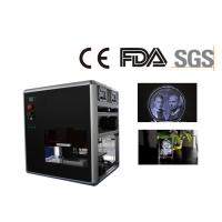 Wholesale Professional 3D Glass Crystal  Laser Engraving Machine , Made in China from china suppliers