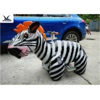 Wholesale Cute Animatronic Motorized Animal Scooters Remote Control Coin Operated from china suppliers