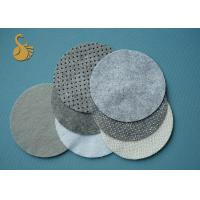 Quality Shockproof Nonwoven Felt / Eco-Friendly Printed Foor Carpet Pad for sale