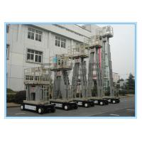 Wholesale Self Propelled Mobile Scissor Lift Platform , 8m Hydraulic Work Platform For Ceiling from china suppliers