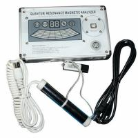 Buy cheap English Quantum Body Health Analyzer Portable , Testing Skin And Full Body from wholesalers