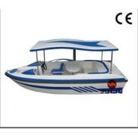 China Electric boat/Houseboat/Yacht on sale