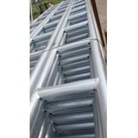 Q235/ Q345 Light Weight Aluminium Scaffolding Ladder Beam Andamio for sale